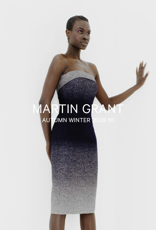 Martin Grant-Autumn Winter 2008-09