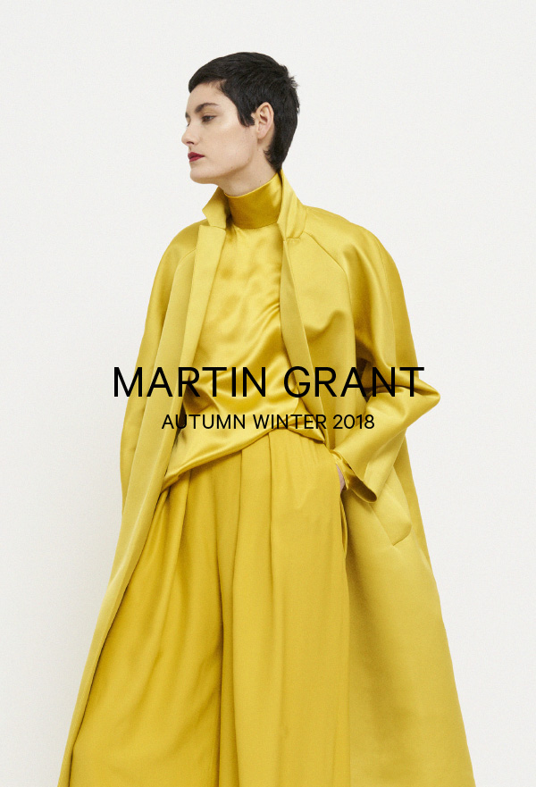 Martin Grant-AUTUMN WINTER 2018