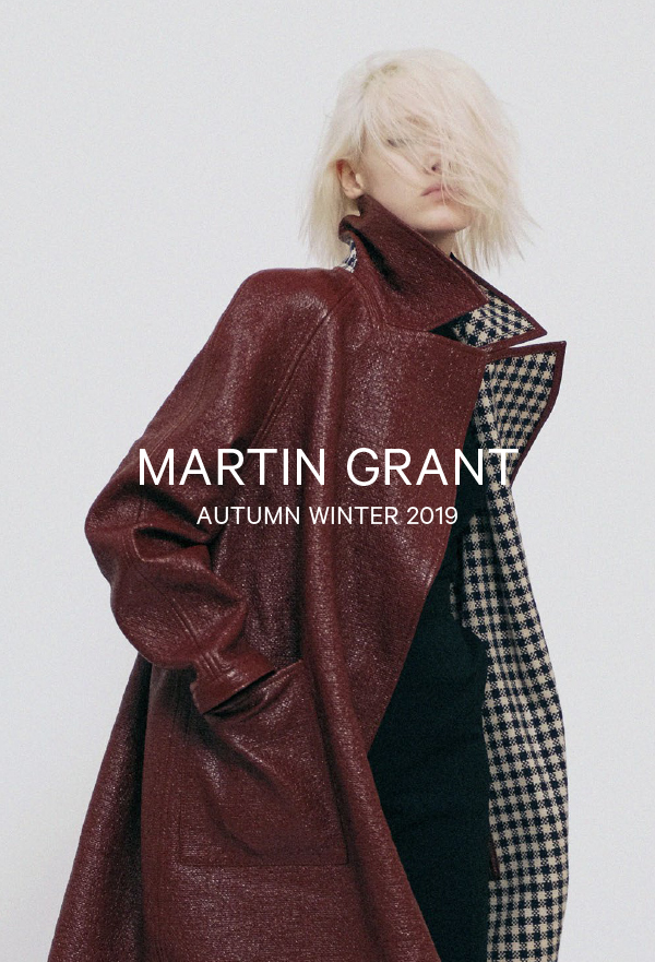 Martin Grant-AUTUMN WINTER 2019