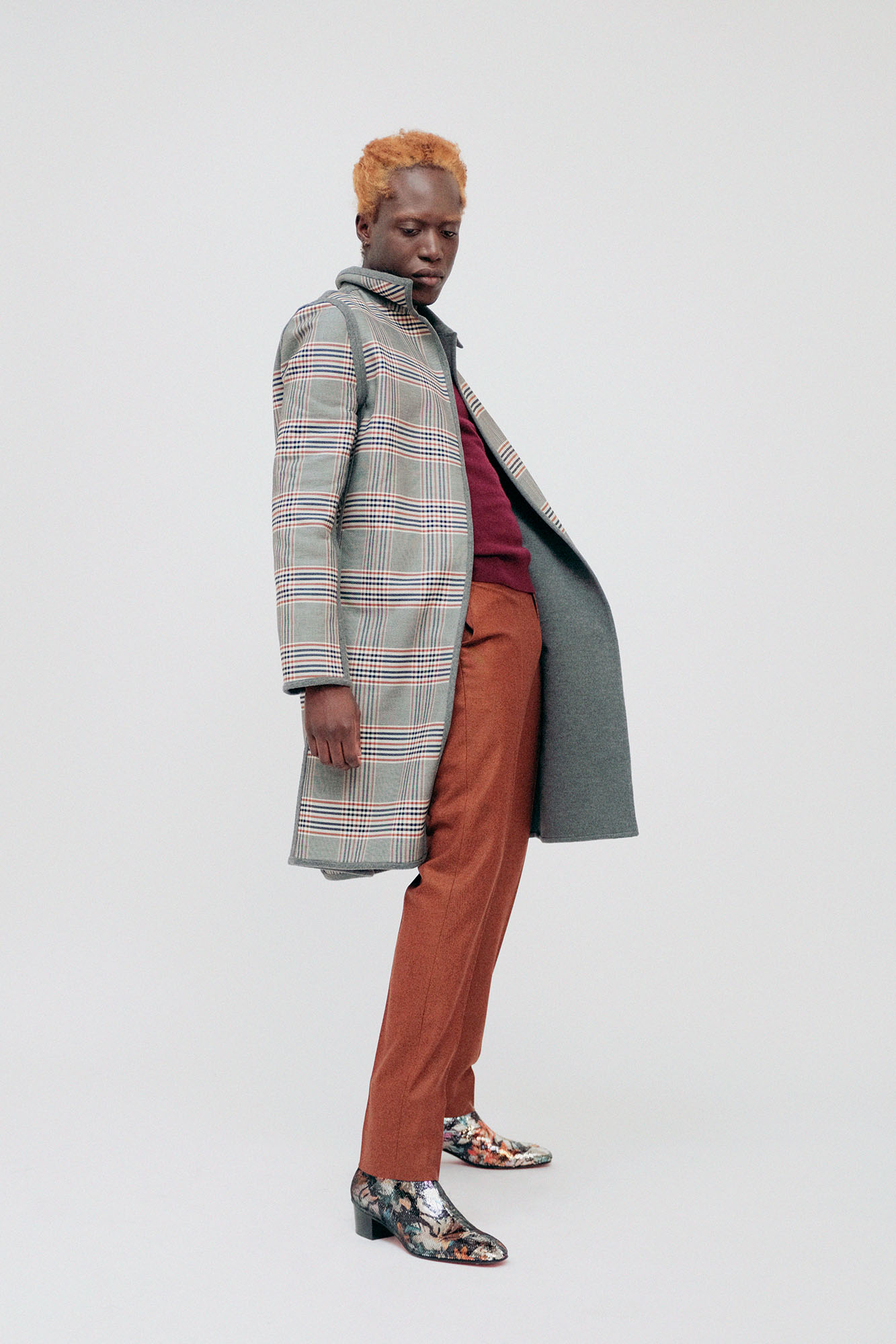 Martin Grant - AUTUMN WINTER MEN 2019
