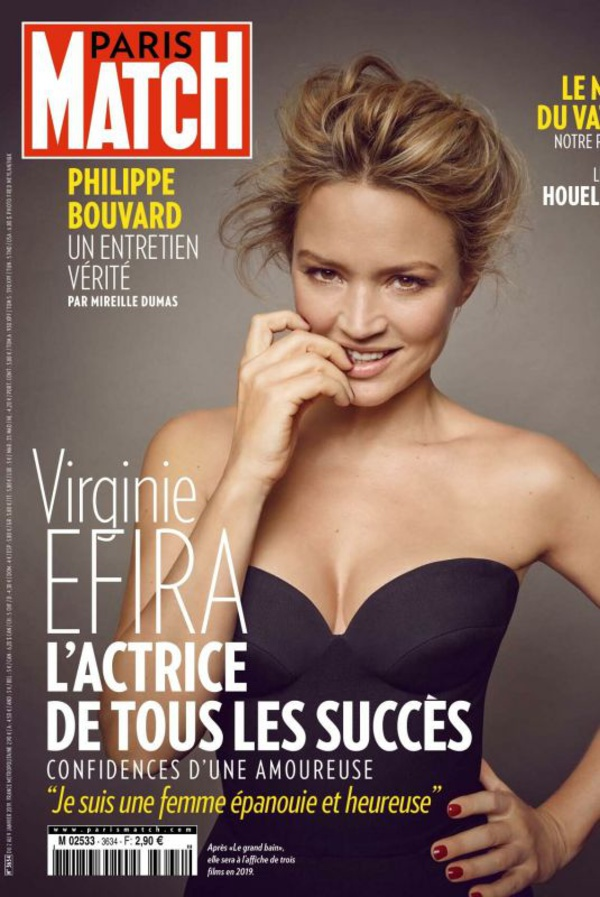 Martin Grant - Virginie Efira, Paris Match France
